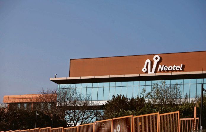 The Neotel building in Midrand.
