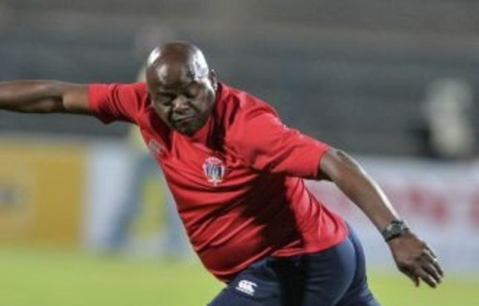 Chippa United fired Dan Malesela three matches into the 2018-2019 season.