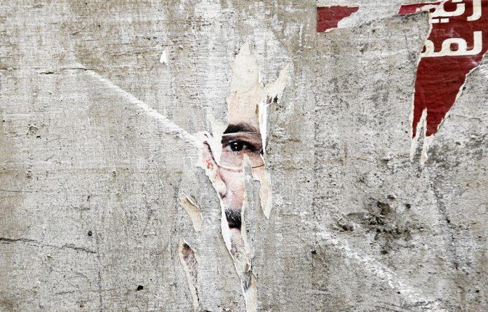 Deposed Egypt president Mohamed Morsi.