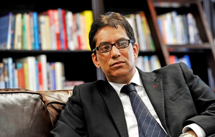 Iqbal Survé has lambasted what he describes as the 'charlatans [who] parade as agents for change' at the University of Cape Town.