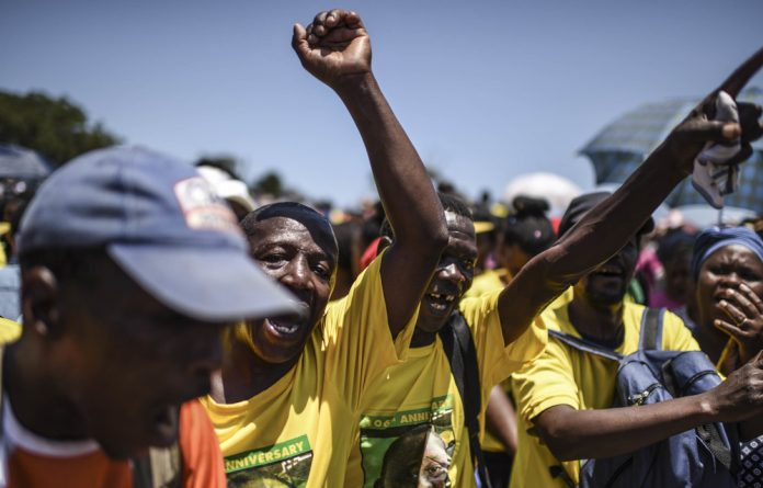 Disenchanted: The ANC should remember that it was also the urban working class that rejected the party in the 2016 municipal elections.