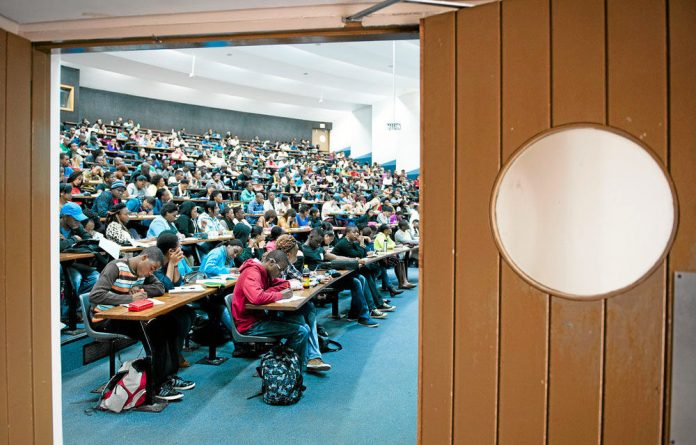 The University of Cape Town says its admissions policy is concerned with attracting the most talented as well as promoting social justice.