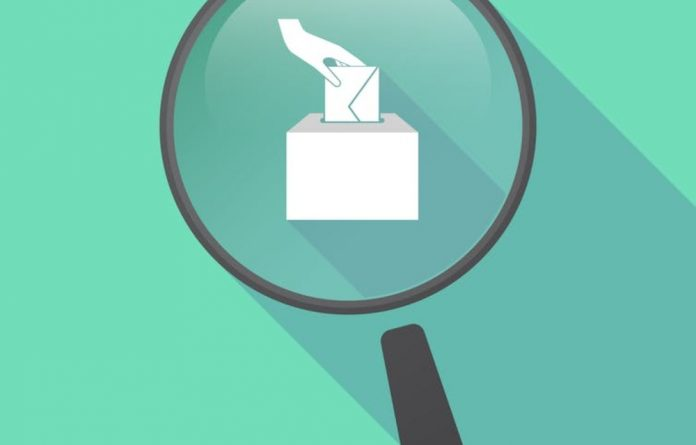 How does searching affect voting?