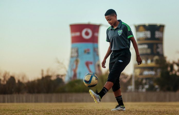 Banyana Banyana vice-captain Refiloe Jane trained hard before heading off for a six-month stint with Canberra United.