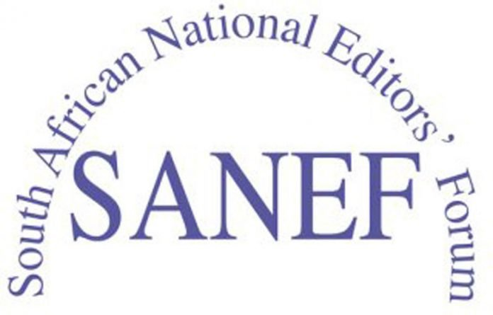 Sanef says journalists had nothing to do with the dealings and decisions of the corporate arm of the company.