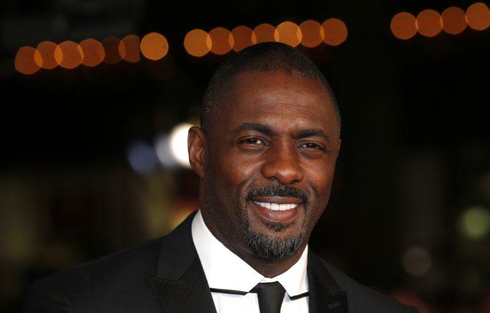 Actor Idris Elba talks about 'Mi Mandela'