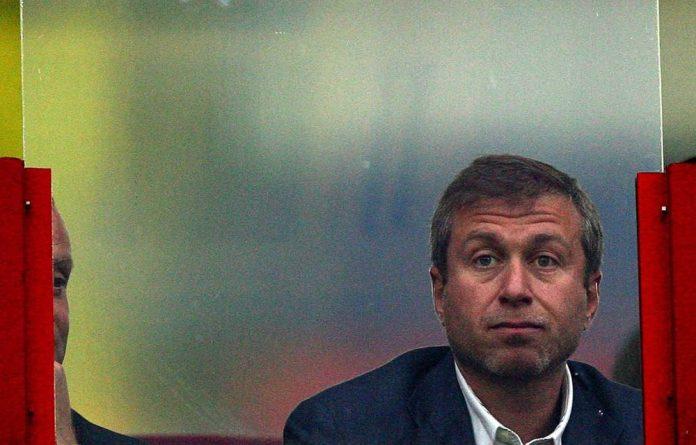 Roman Abromovich.