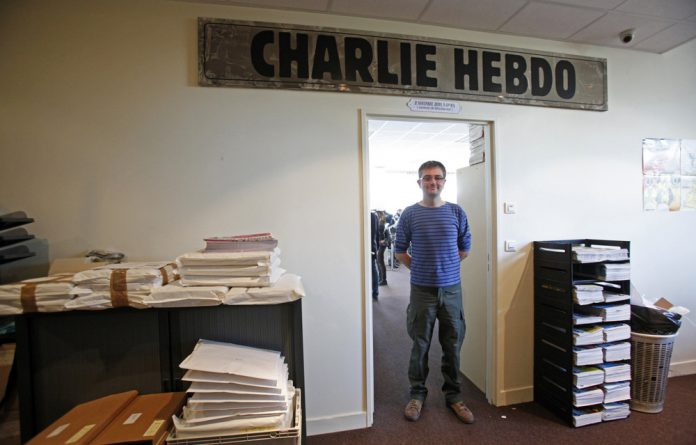 French cartoonist and publishing director Charb was killed in the attack.