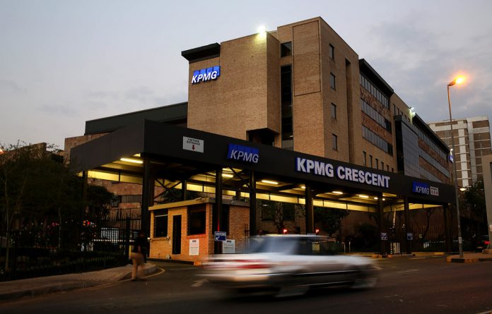 Last month KPMG lost three of its clients in two days: Sibanye-Stillwater