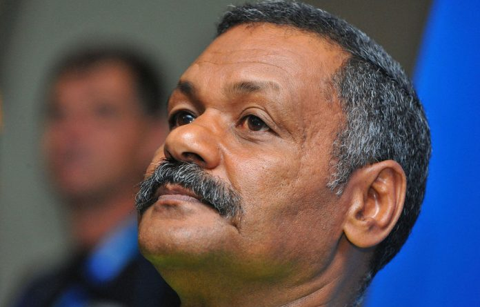 Former Springbok coach Peter de Villiers.