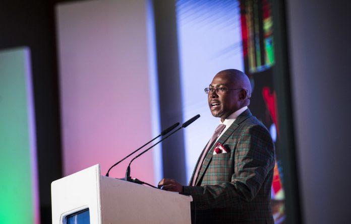 Siyabonga Gama was dismissed as chief executive of Transnet in October.
