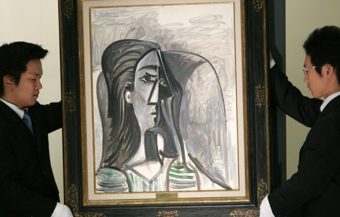 Two decades after the theft of Picasso's 'Buste de femme' and with no clues to its whereabouts