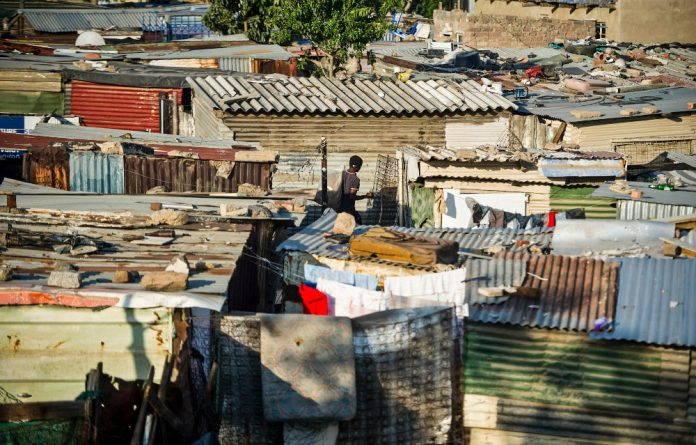 Oxfam has stressed that the growing gap between rich and poor is undermining the fight against poverty