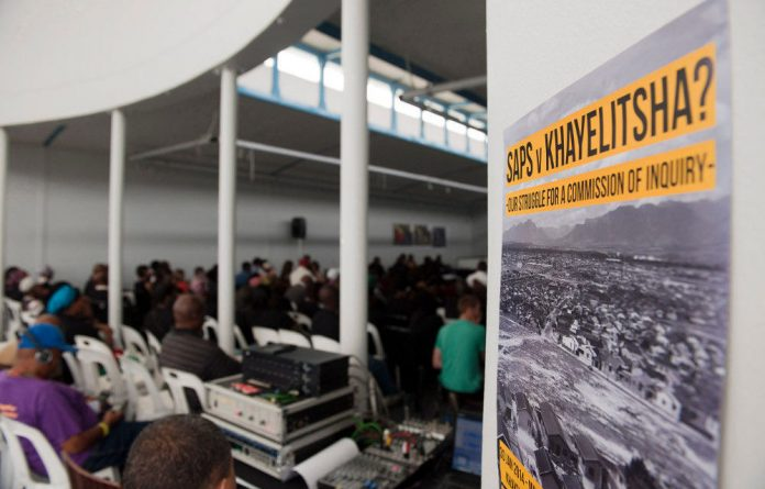 Time limits have been set for questioning in the second phase of the Khayelitsha commission of inquiry.