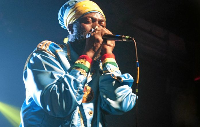 Capleton: 'Africa is the place where everything started'.
