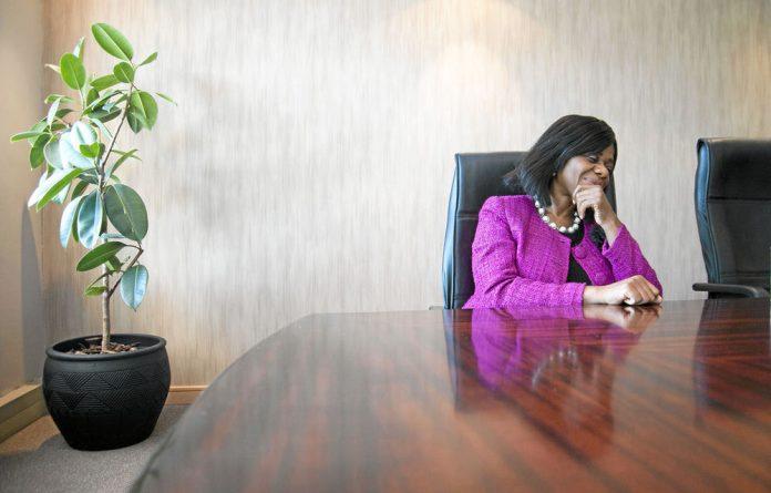 Thuli Madonsela.
