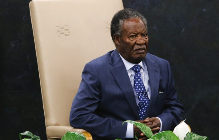 Dilly-dallied: The late Michael Sata.