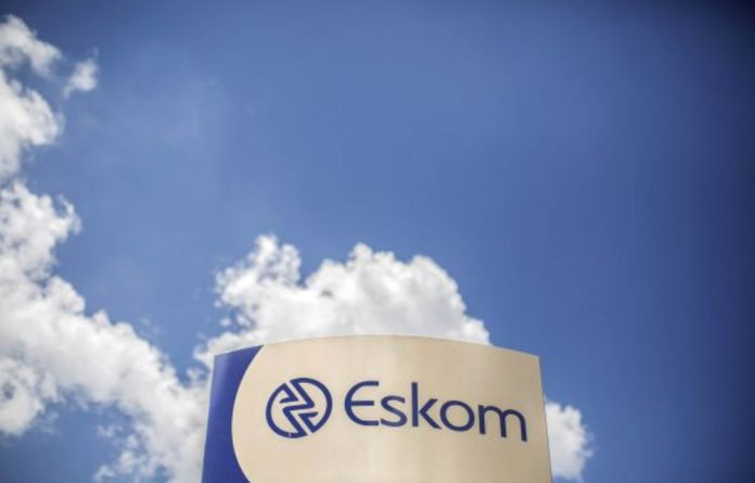 """""""Although the South African government has taken measures to help Eskom"""
