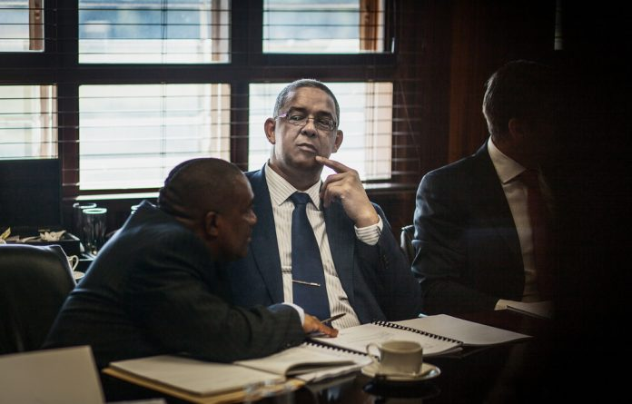 Former Ipid boss Robert McBride was scheduled to give his evidence in February