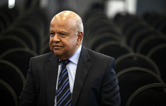 Pravin Gordhan has till April 23 to answer the public protector.