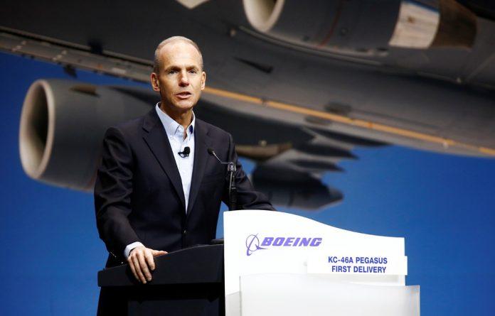 Boeing Chairman