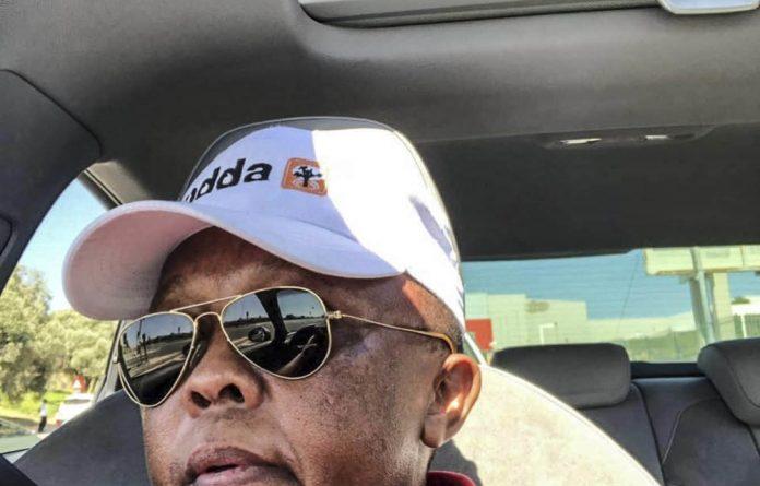 Impassioned outburst: MDDA's project manager Lindinkosi Ndibongo