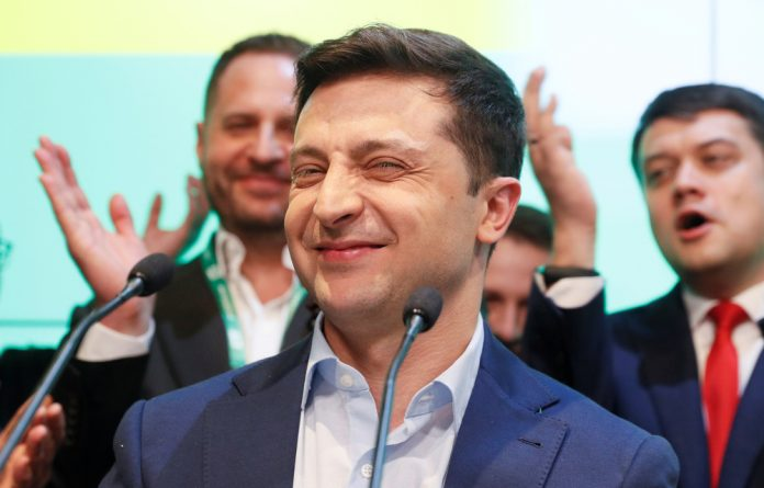 Volodymyr Zelenskiy will now take the helm of a country of 45-million people beset by challenges and having run on the vaguest of political platforms.