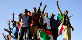 Sudanese protesters pressure the military council.