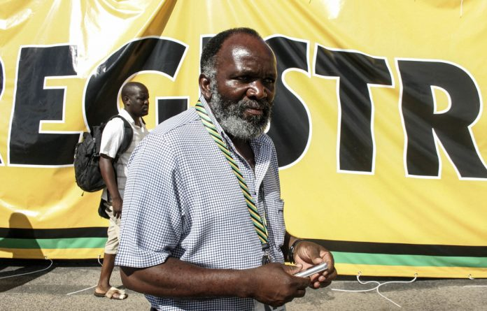 George Mashamba