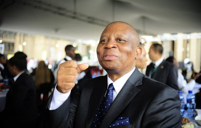"""DA Johannesburg mayor Herman Mashaba had come under fire for his Twitter comments calling on the department of home affairs to """"deal with'' the large number of """"uncontrolled'' and undocumented foreigners in Alexandra."""