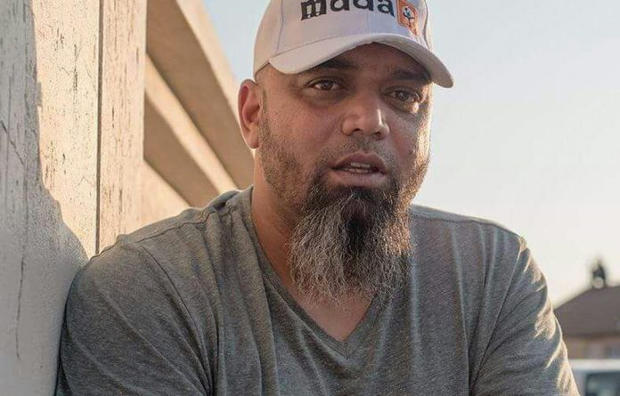 Shiraaz Mohamed was captured in Syria in 2017.