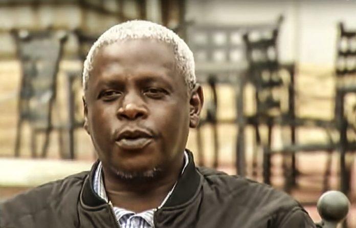 Former Free State Economic Development MEC Mxolisi Dukwana.