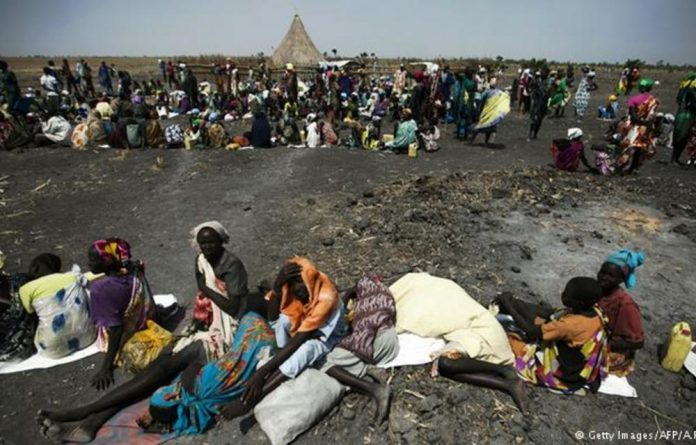 Being sick in South Sudan is as horrific as being in war.