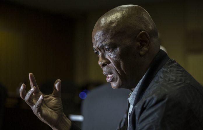 ANC secretary general Ace Magashule.