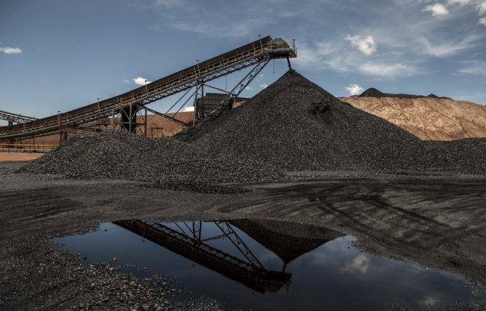 Coal supply and contracting has been identified as a major risk by Eskom's government shareholder.