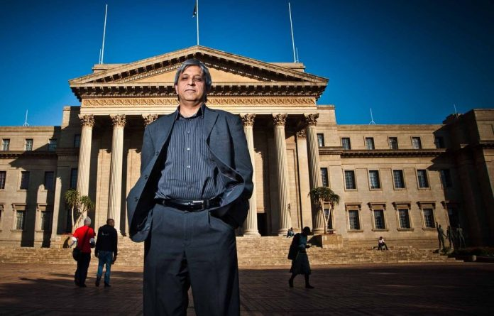 Vice-chancellor of the University of the Witwatersrand
