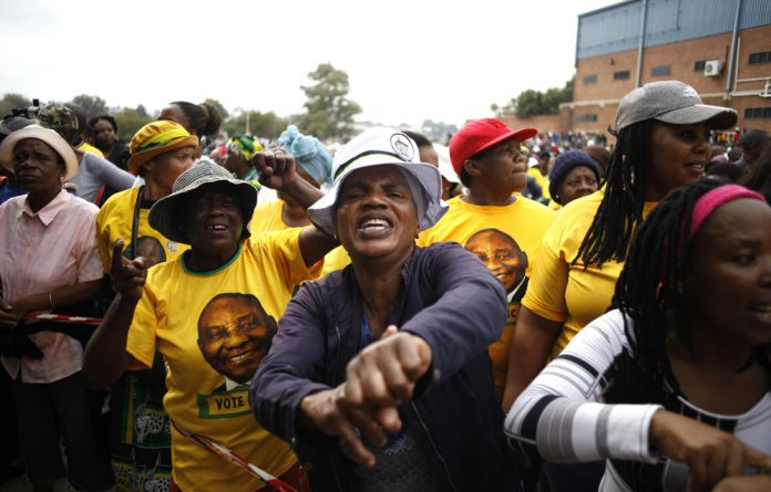 The consensus between parts of the media and the DA presents protest in South Africa as something abnormal