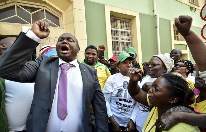 Nelson Mandela Bay mayor Mongameli Bobani