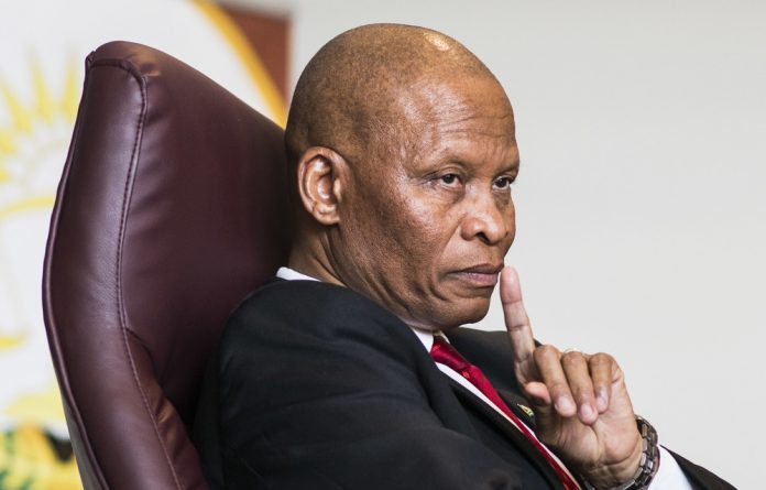 Chief Justice Mogoeng Mogoeng said during one interview that he had invited colleagues to come forward on this issue and he had heard some disturbing accounts.