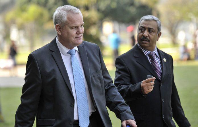 Former KwaZulu-Natal Hawks head Johan Booysen