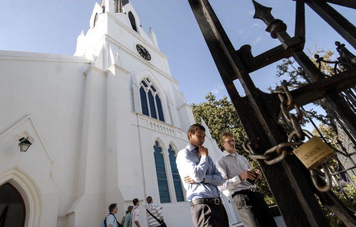 NG Kerk in Stellenbosch.