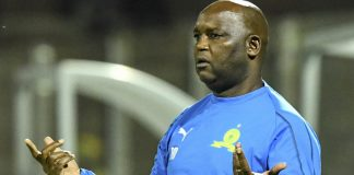 Spirited: When he's not being disciplined by the PSL's rules committee