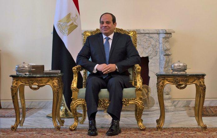 Since Sisi overthrew Morsi