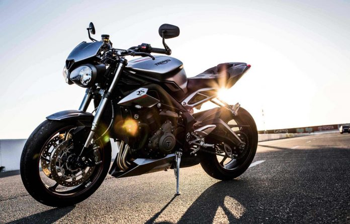 The Triumph 765 Street Triple is a bargain