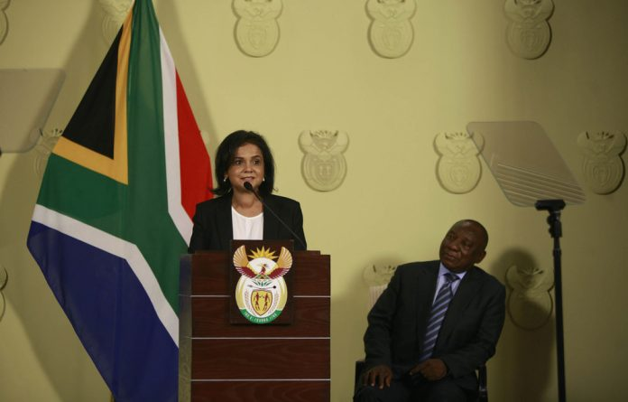 President Cyril Ramaphosa announced during his State of the Nation address in February that the directorate would be established following a request from NDPP Shamila Batohi.
