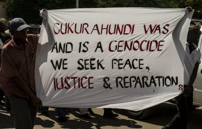 Zimbabweans want justice for the Gukurahundi massacre.