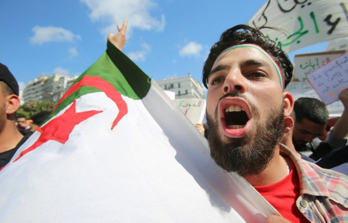 The next few weeks will show whether  Algerian protesters