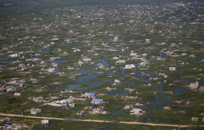 Mozambique faces more damage with Cyclone Kenneth.