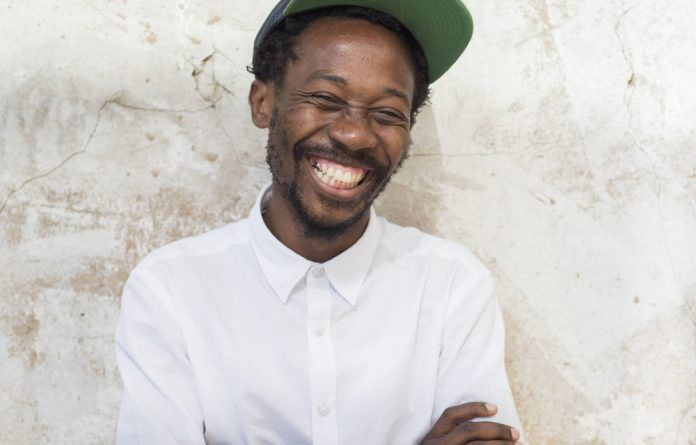Staying put: Cultural producer Russel Hlongwane says remaining in Durban has given him space to tinker away from the limelight and build demand for his ideas.