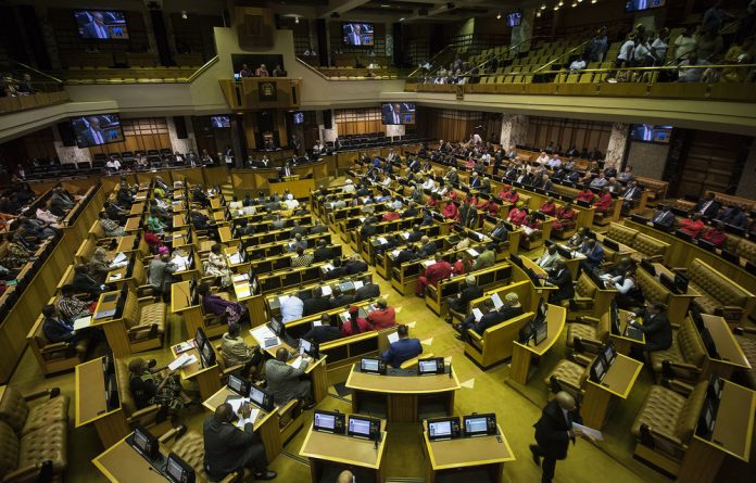 A record number of 14 parties will take up the 400 seats in the National Assembly.